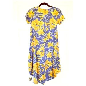 LuLaRoe Carly High Low Dress XXS